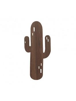 Ferm Living - Kaktus lampe - Cactus Lamp - smoked oak