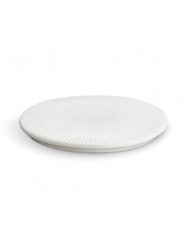 Kähler - Hammershøi platte (stor) - hvid