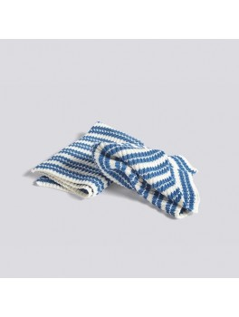 Hay - Kitchen Cloth - blue - pak a 2