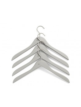 Hay - Soft Coat Hanger - Slim - Grå