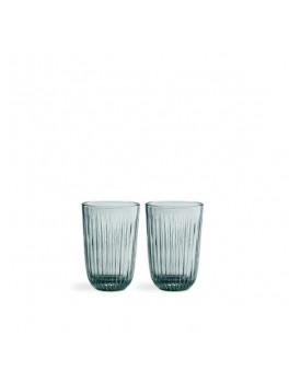 Kähler - HH, glas - Grøn