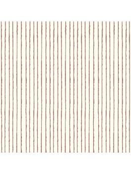 Broste - Serviet 'Copenhagen' - Røde striber