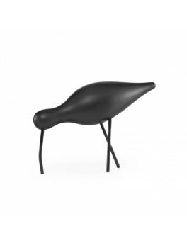 Normann Cph - Shorebird - Sort/sort - Large