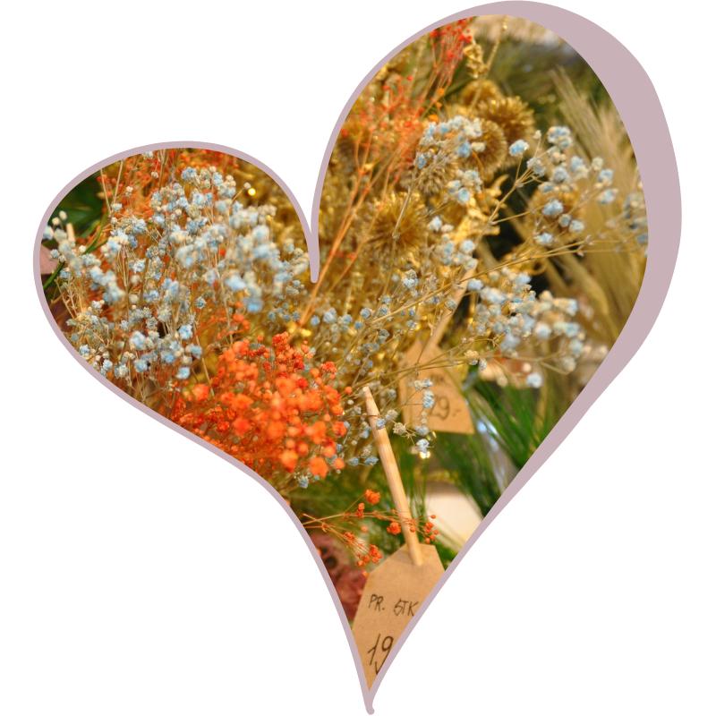 Tørrede blomster Bolig Nyt
